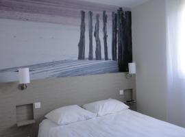 INTER-HOTEL Au Chêne Vert, Plérin
