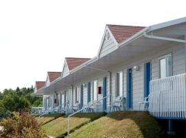 Motel le Vacancier, Baie-Sainte-Catherine