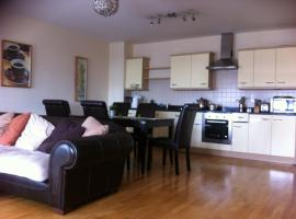 Bailey Point 2 bed 2 bath apt., Galway