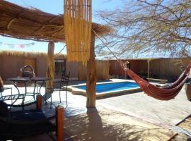 Hostal Lackuntur, San Pedro de Atacama