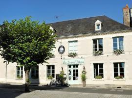 Le Savoie Villars, Le Grand-Pressigny