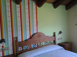 Apartamentos José Luis, Ceresa