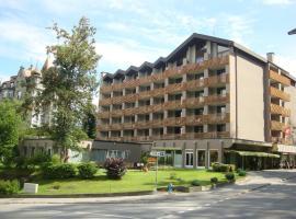 Hotel des Alpes, Flims