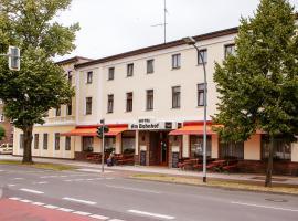 Hotel am Bahnhof, Stendal
