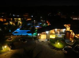Porto Bali Hotel, Santa Cruz Cabrália