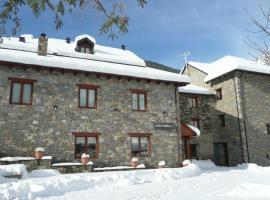 Hostal Pernalle, Erill la Vall