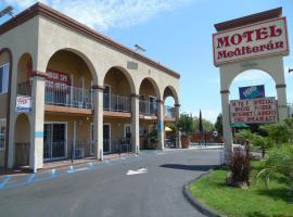 Motel Mediteran, Escondido