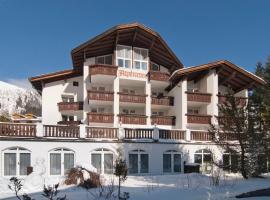 Alpenrose Bellevue Egghof, Berwang