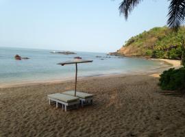 Cola Beach Exclusive Tented Resort, Agonda