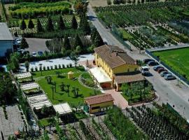Agriturismo Il Vivaio, Pistoia