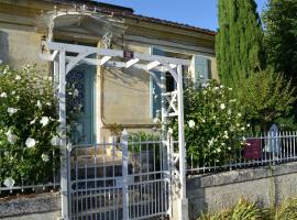 Le Jardin Secret, Gauriac