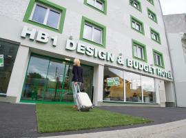 HB1 Schönbrunn Budget & Design, Vienna