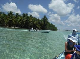 Victor's Fly Fishing Club Private Guest House, Punta Allen
