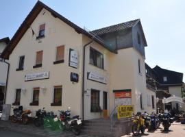 Hotel Sassor, Battenberg