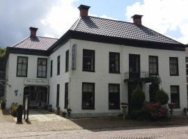 Hotel Villa de Thee Tuin, Bellingwolde
