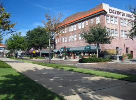 The Edgewater Hotel, Winter Garden