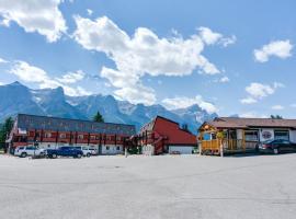Rocky Mountain Ski Lodge, Canmore