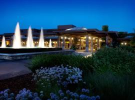 格蘭德日內瓦水療度假酒店, 日內瓦湖