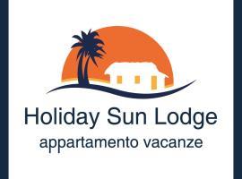 Holiday Sun Lodge Appartamento vacanze, Džardinis-Naksas
