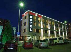 Hotel Krokus, Naberezhnyye Chelny