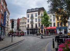 Le Coup de Coeur Apartment Quartier Grand Place