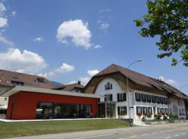 Hotel Urs und Viktor, Bettlach