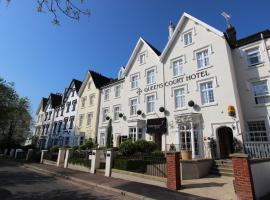 Queens Court Hotel, Exeter