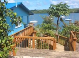 Boathouse Apartments, Neiafu