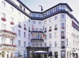 Radisson Blu Hotel Schwarzer Bock Wiesbaden, Wiesbaden