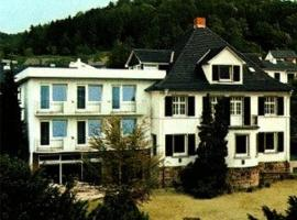 Hotel Haus Masthoff, Weinheim