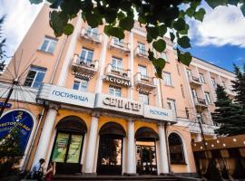 Seliger Hotel, Tver