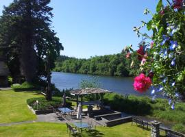 Campbell River Lodge by Riverside, Campbell River