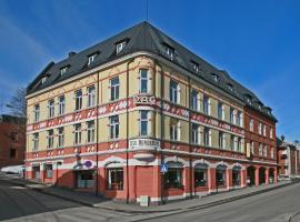 Hotell Dag Bondeheim, Шиен
