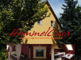 HummelCasa Ferienhaus Bayreuth, Pittersdorf