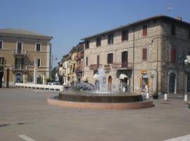 Piazza degli Angeli, Santa Maria degli Angeli
