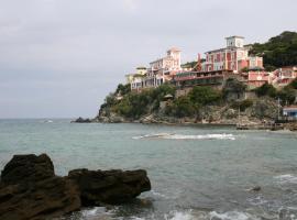 Hotel Baia Del Sorriso, Castiglioncello