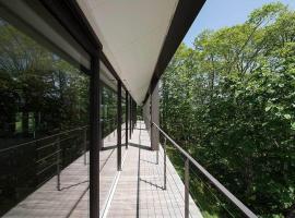 The Glasshouse, Niseko