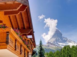 Jägerhof Appartements, Zermatt
