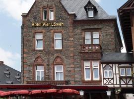 Hotel Vier Löwen, Traben-Trarbach