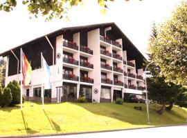 Hotel Almberg, Mitterfirmiansreut