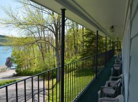 Terrace Motor Inn, Cooperstown