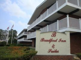 Bradford Inn And Suites, 플리머스
