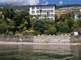Hotel Garni Rivabella au Lac, Brissago