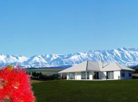Solace Country House Bed and Breakfast, Timaru