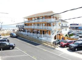 Boardwalk Hotel Charlee & Apartments, Seaside Heights