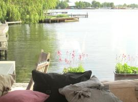 Britts Comfy lake side apartments, Vinkeveen