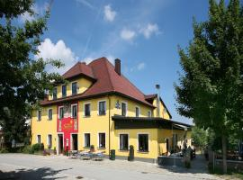 Gasthof zum Sonnenwald, Schöfweg