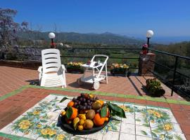Holiday House in a Former Wine Mill, Piedimonte Etneo