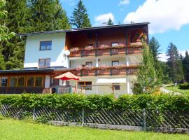 Appartement-Pension Familie Gewessler