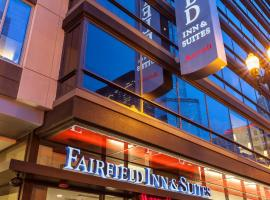 Fairfield Inn and Suites Chicago Downtown-River North